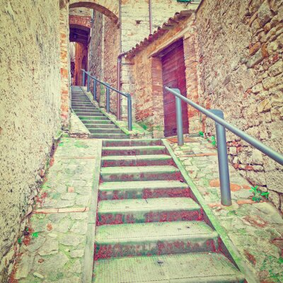 Papiers peints Escalier