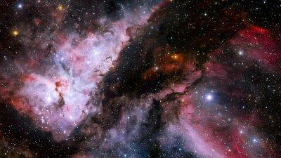 Papiers peints Etoiles nébuleuse dans l'espace. Éléments de cette image fournis par la NASA