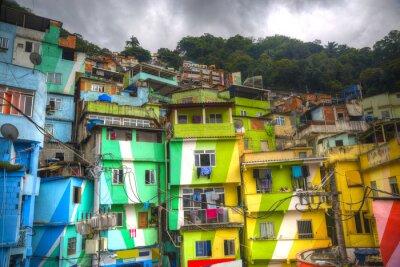 Papiers peints favela