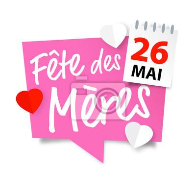 Fête Des Mères 26 Mai 2019 Papier Peint Papiers Peints Mère De