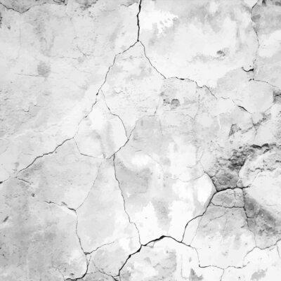 Papiers peints fissuré vieux vecteur texture de plâtre