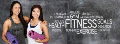 Papiers peints Fitness Workout