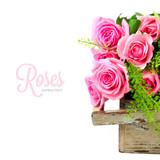 Nature morte avec bouquet de tournesol et citrouille sur for Bouquet de fleurs dans une boite