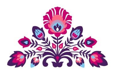 Papiers peints Fleurs de papercut populaire