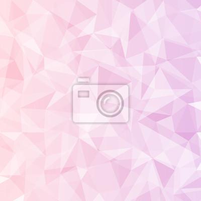 Fond Abstrait De Polygone Geometrique Couleur Pastel Papier Peint