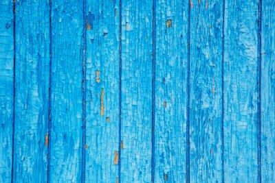 Fond de vieux panneaux bleus