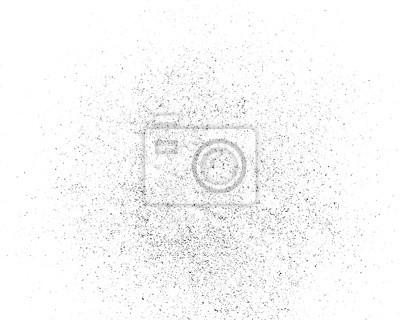 Papiers peints Fond grunge monochrome. Texture abstraite sur fond blanc, superposition de saleté ou utilisation d'effet d'écran pour un style vintage vintage antique.