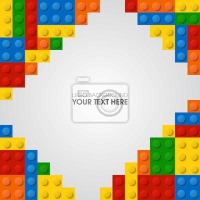 fond lego papier peint papiers peints lego toile de fond bloquer. Black Bedroom Furniture Sets. Home Design Ideas