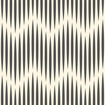 Papiers peints Fond Zig Zag sans couture. Design de rayures minimales