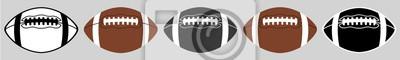 Papiers peints Football américain   Balle   Emblème   Logo   Variations