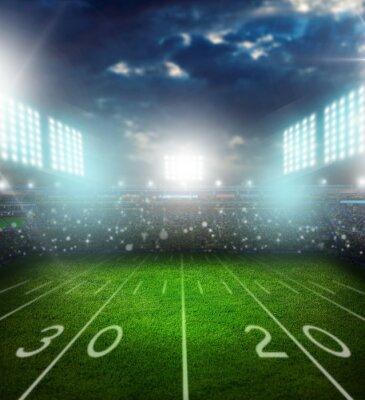Papiers peints Football, américain, stade.