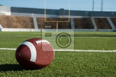 Papiers peints Football américain sur le terrain