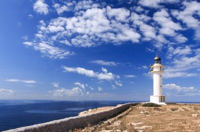 Papiers peints Formentera phare
