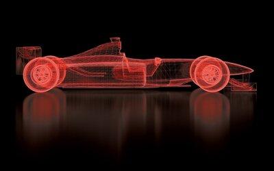 Papiers peints Formula One Mesh