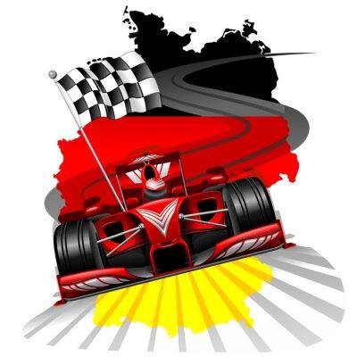 Papiers peints Formule 1 GP Allemagne