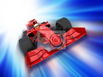 Formule une voiture
