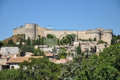 Fort Saint Andre Papier Peint Papiers Peints Villeneuvefr Avignon