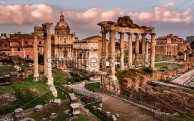Papiers peints Forum romain à Rome