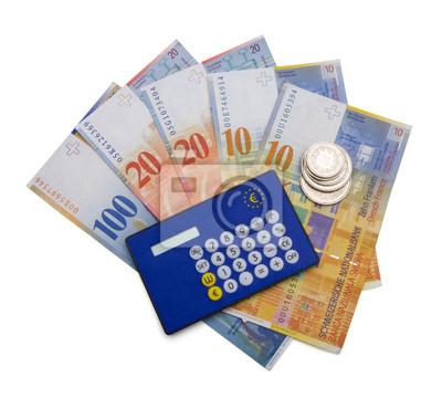 Franc suisse Convertisseur de devises