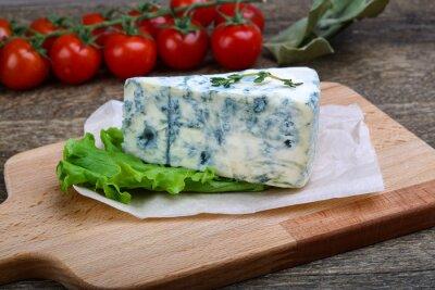 Papiers peints Fromage bleu
