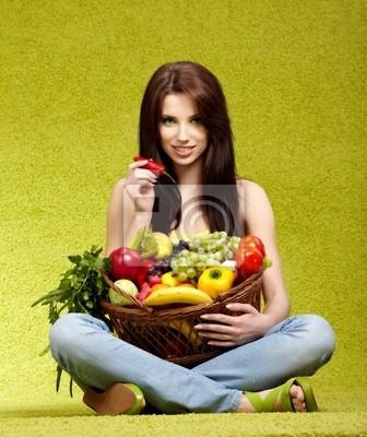 fruits et légumes commerciaux