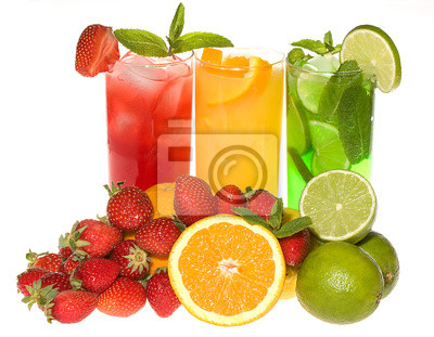 Fruties cocktails