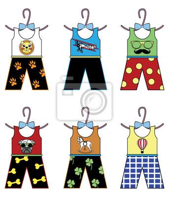 Garçons __gVirt_NP_NNS_NNPS<__ rayons de garde-robe et pantalons