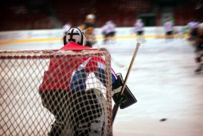 Papiers peints Gardien de but de hockey