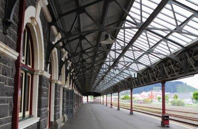 Papiers peints Gare de Dunedin