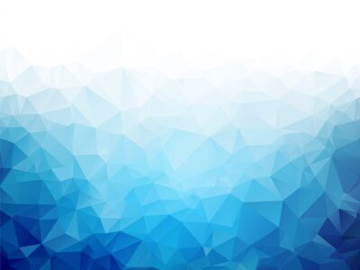 Papiers peints Géométrique, bleu, glace, texture, fond