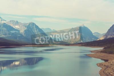 Papiers peints Glacier National Park, Montana, États-Unis
