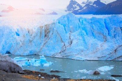 Papiers peints Glacier Perito Moreno.