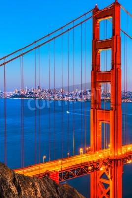 Papiers peints Golden Gate Bridge, San Francisco, Californie, États-Unis.