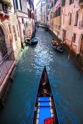 Papiers peints Gondola, canal, Venise, Italie