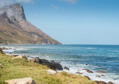 Papiers peints Gordon's Bay Afrique du Sud route de montagne côtière