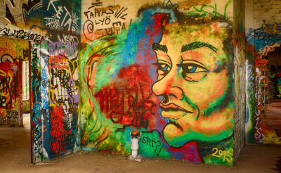 Papiers peints graffiti