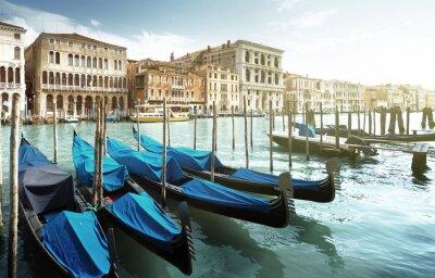 Papiers peints Grand Canal, Venise, Italie