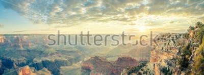 Papiers peints Grand Canyon et Leeds, États-Unis.