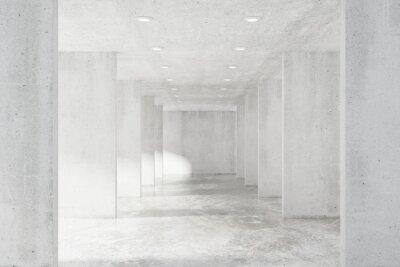 Papiers peints Grand loft vide