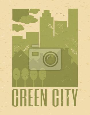 Green City affiche