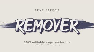 Papiers peints grunge Text Effect Design
