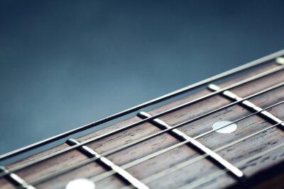 Papiers peints Guitare, cou, closeup