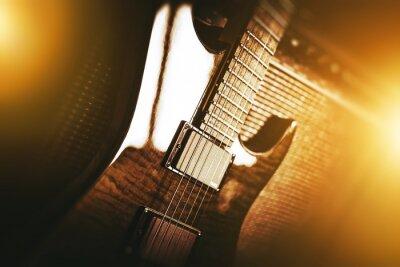 Papiers peints Guitare électrique