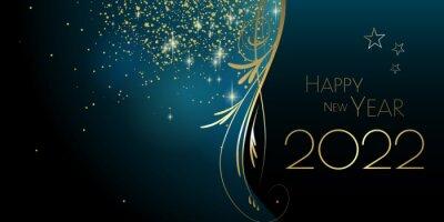 Papiers peints Happy New year 2022