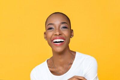 Papiers peints Happy smiling African American woman
