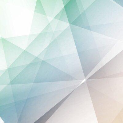 Papiers peints Hipster fond géométrique moderne et transparent