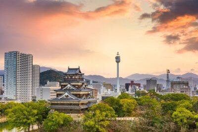 Papiers peints Hiroshima Paysage du Japon