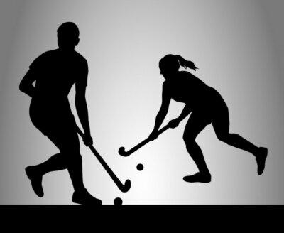 Papiers peints Hockey - 35