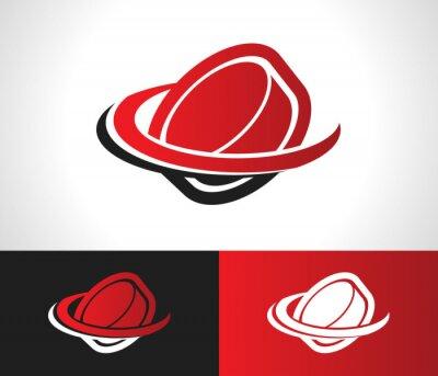 Papiers peints Hockey Puck Logo Icône