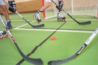 Papiers peints Hockey sur roues